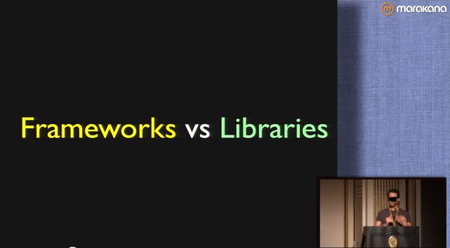 JavaScript Libraries Choose to Reuse! - YouTube